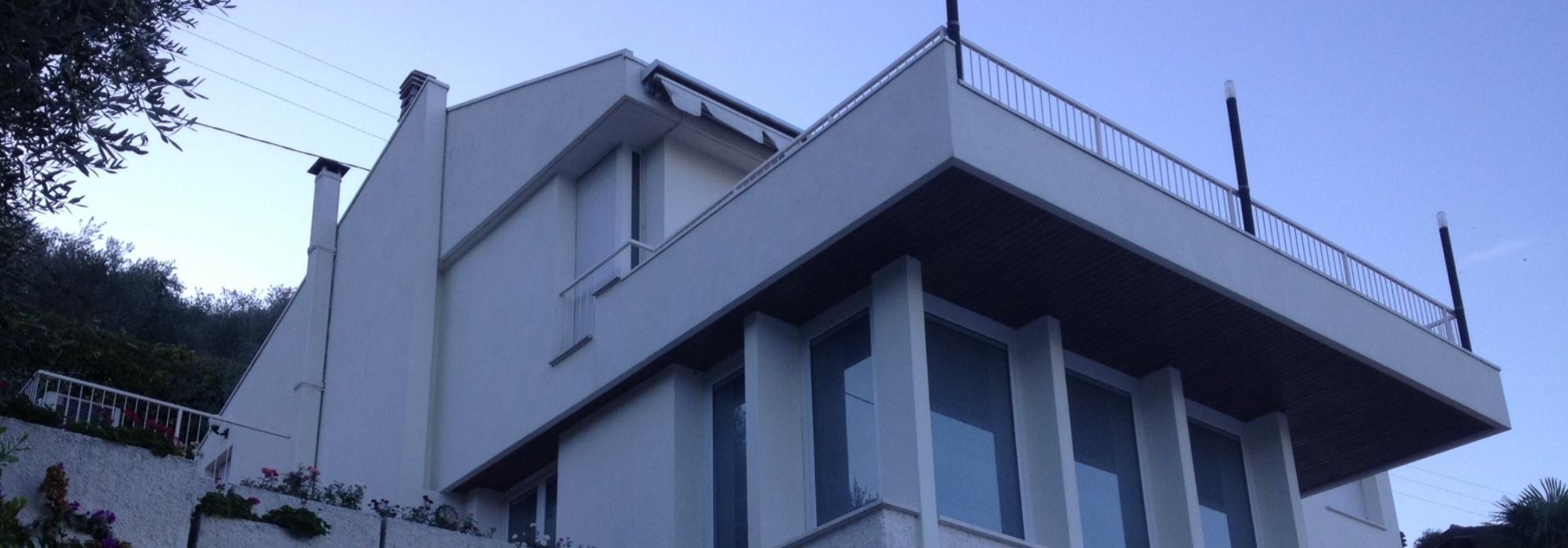 Villa singola – Brenzone sul Garda
