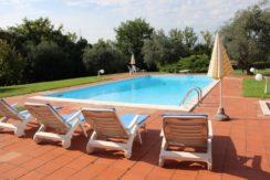 Villa singola – Lazise – 5000 mq. giardino – vista Lago