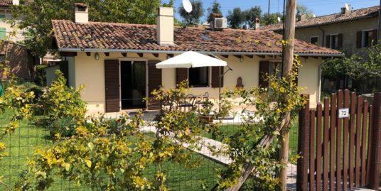 Lazise – Villetta singola con giardino